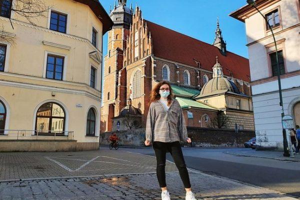 erasmus en Cracovia