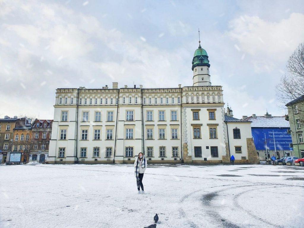 Erasmus + en Cracovia