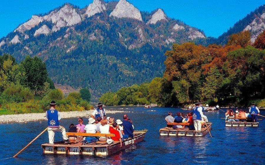 Tour Descenso rio Dunajec