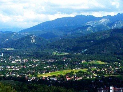 Zakopane y las montañas Tatras