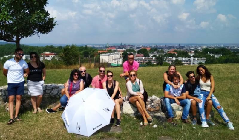 Free tour del gueto de Podgórze de la segunda guerra mundial
