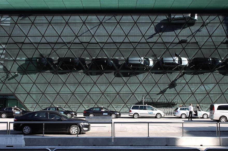 taxi aeropuerto de Cracovia