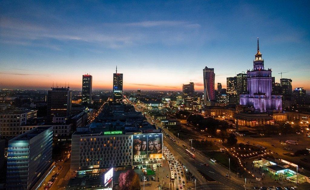 razones para viajar a Varsovia